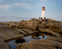 Peggy's Cove Lighthouse 3340
