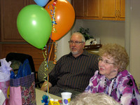 Anna's 92nd Birthday