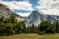 Cook's Meadow with Half Dome